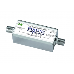 A01-30 - Hdline - Amplificateur Satellite & Terrestre 30dB