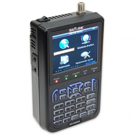 SF-6918 - Satfinder pointeur satellite avec LED