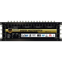 HD-LINE PRO MULTISWITCH 17/8 - 4SAT - 1TER / 8DEMOS