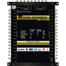 HD-LINE PRO MULTISWITCH 9/32 - 2SAT - 1TER / 32DEMOS