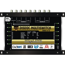 HD-LINE PRO MULTISWITCH 9/12 - 2SAT - 1TER / 12DEMOS