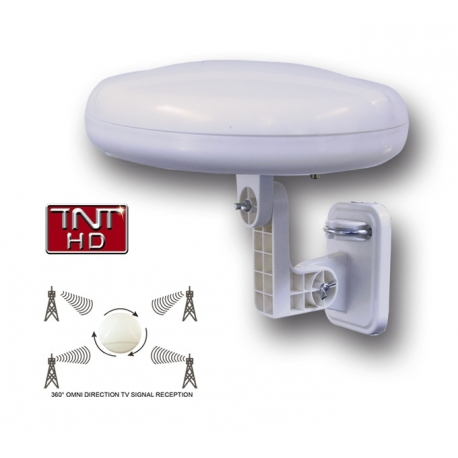 HD-920T - Antenne TNT HD omnidirectionnelle