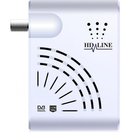 HD-LINE HD-80 demodulateur satellite FTA  IPTV