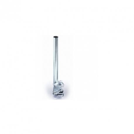 Fixation balcon antenne et parabole 100cm