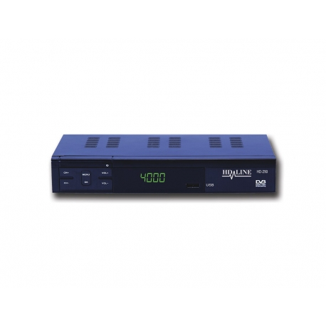HD-LINE HD-250 Démodulateur satellite FTA HDMI