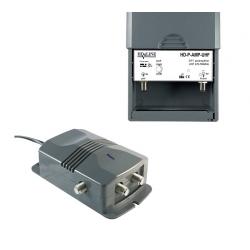 HD-LINE  2/1 TV amplificateur + alimentation pour antenne terrestre TNT / Kit préamplificateur