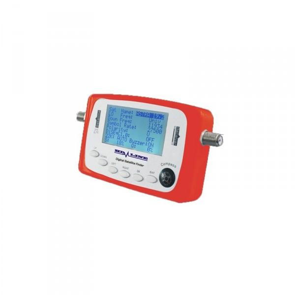 Hd line sf 500 digital satfinder pointeur satellite finder - Pointeur satellite astra ...
