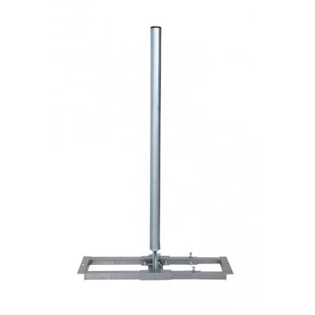 Fixation pour charpente  Support réglable pour parabole max 100cm et antenne
