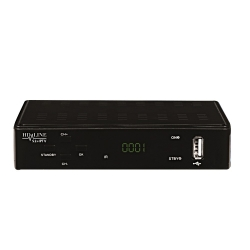 HD-LINE OTTBOX DVB-S2+ IPTV Box multimédia Combo Compatible WIFI 3G Stalker Xtream